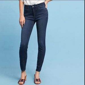 Pilcro And The Letter Press Skinny Jeans